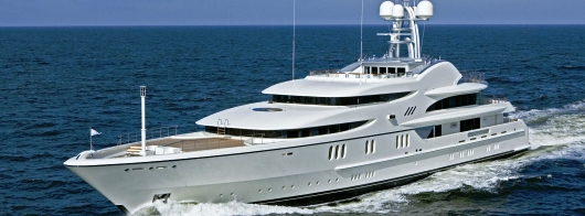Luxury Yacht ANNA