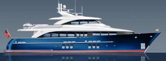 Burger - Yacht Liberty