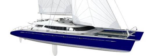 Luxury Catamaran ALLURES