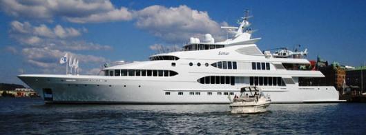 Devonport Yachts Build Luxury Motor In The UK
