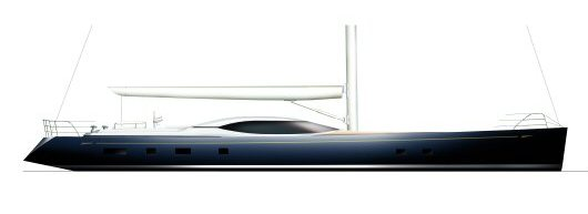 Thd Oyster 100 Luxury Sailing Yacht