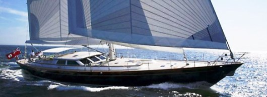 Sailing Yacht WHISPER - A Ted Hood Design