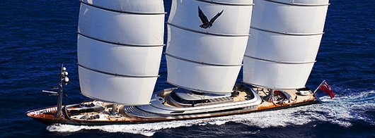 Sailing Yacht Maltese Falcon By Perini Navi