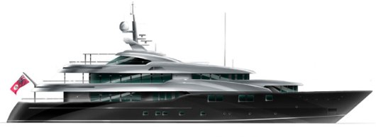 Luxury yacht sales and marketing