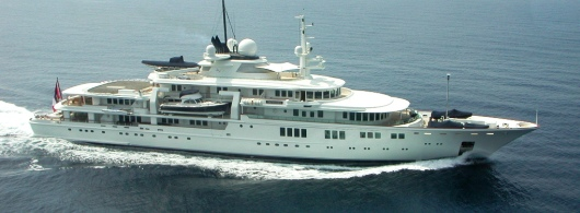 Yacht Tatoosh