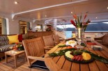 DOLCE FAR NIENTE - Lower Deck Dining