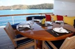 DOLCE FAR NIENTE - Owners Deck Dining