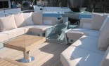 Luxury Motor Yacht Hush - Fly Bridge (SS)