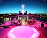 MAGNA GRECIA - Top Deck Spa Pool At Night