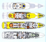 SENSATION - The Yachts Layout Plans3