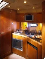 Sunseeker Portofino 35 Galley